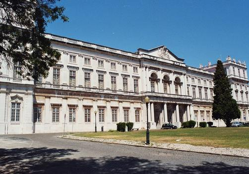 Ajuda-Nationalpalast in Lissabon