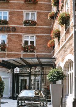 Hotel Amigo, Brussels.