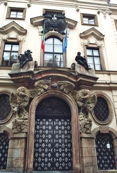 Prague - Italian Embassy