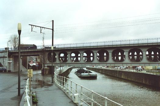 Anderlecht Railroad Bridge