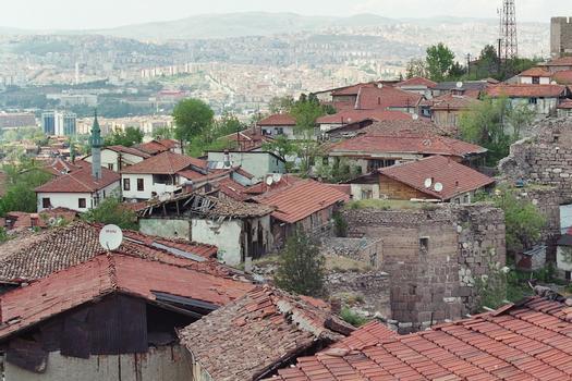 Zitadelle von Ankara