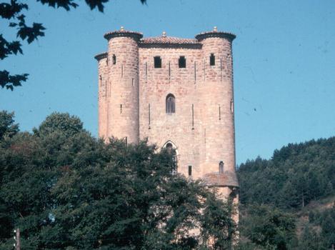 Burg in Arques