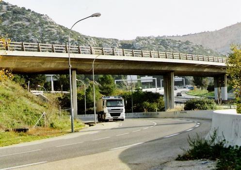 Autoroute A 52 - Aubagne