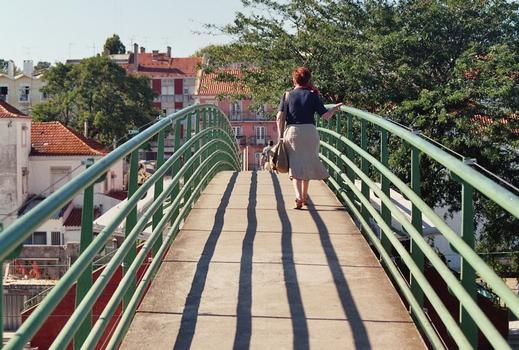 Belem Footbridge, Lisbon
