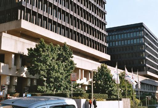 Banque Fortis Headquarters, Brussels.