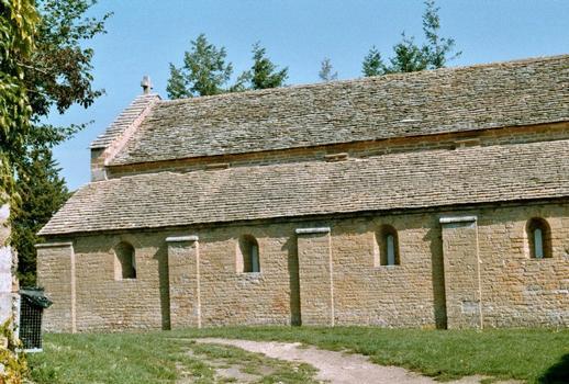 Kirche Saint-Pierre, Brancion