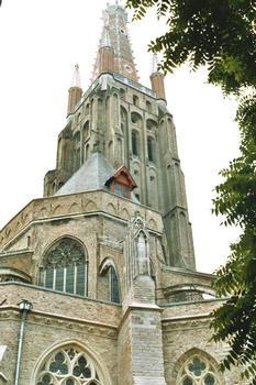 Notre-Dame-Kirche, Brügge