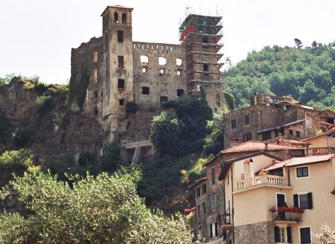 Burg der Doria in Dolceacqua