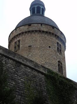 Le château de Hautefort (Dordogne)