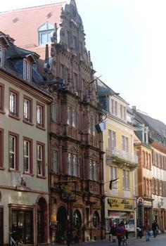 Hotel Ritter, Heidelberg