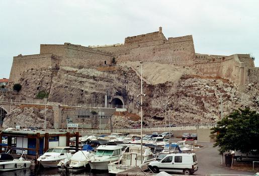 Saint-Nicolas Fort (Marseilles)