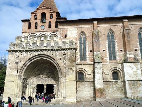 L'église abbatiale Saint Pierre de Moissac et son portail