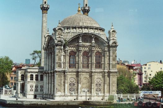 Ortaköy-Moschee
