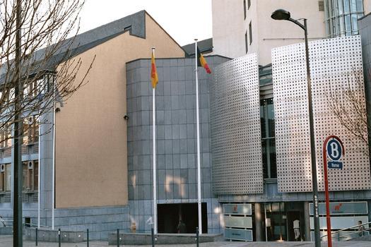 Wallonisches Ministerium für Bau und Verkehr