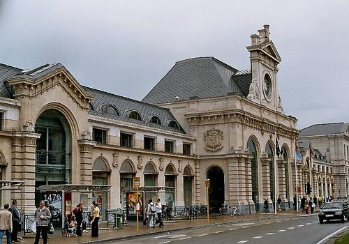Bahnhof Namur