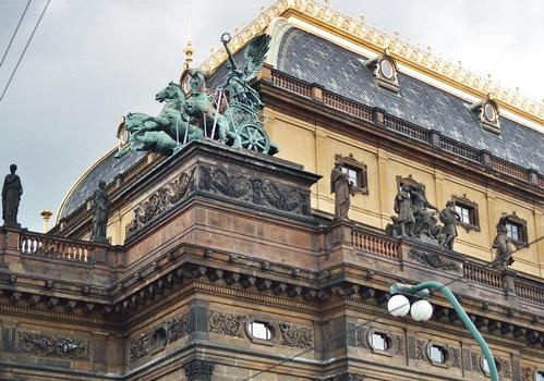 National Theater at Prague