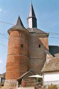 Kirche Notre-Dame, Plomion