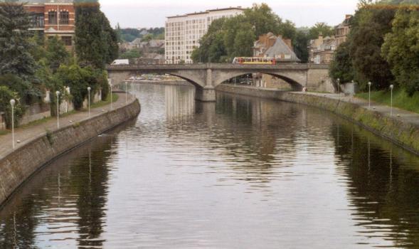 Pont de la Libération, Namur