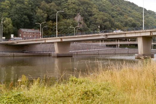 Maasbrücke Profondeville