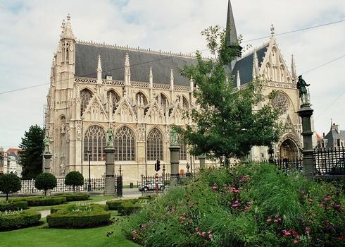 Kirche Notre-Dame du Sablon, Brüssel