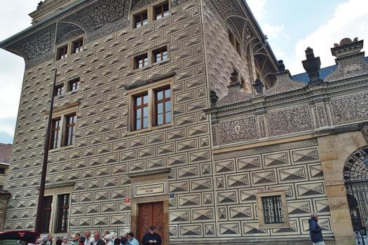 Prague - Schwarzenberg Palace