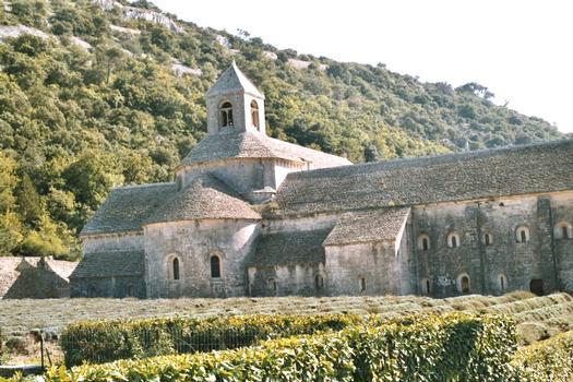 Abtei Notre-Dame de Sénanque bei Gordes