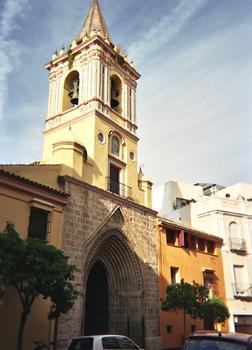 Kirche San Isidoro, Sevilla