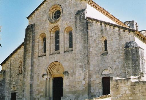 Silvacane Abbey.