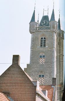 Belfry, Sluis.