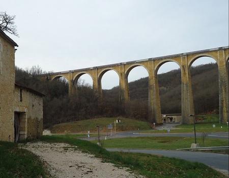 Borrèze-Viadukt