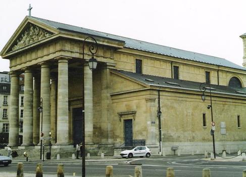 Kirche Saint-Germain, Saint-Germain-en-Laye (Yvelines)
