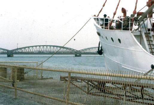 Faidherbe Bridge, Saint-Louis-du-Sénégal