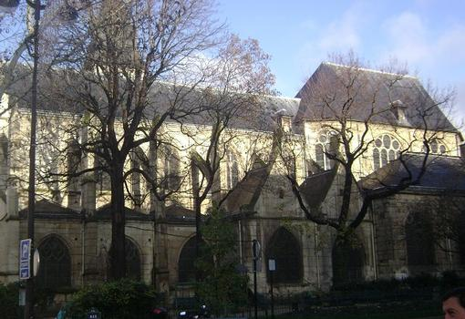 L'église Saint-Médard (Paris 5e)