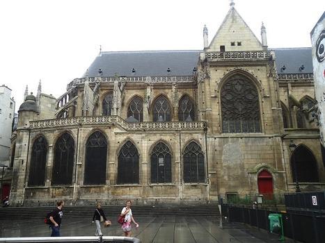 L'église Saint-Merri (Paris 4e arr.)