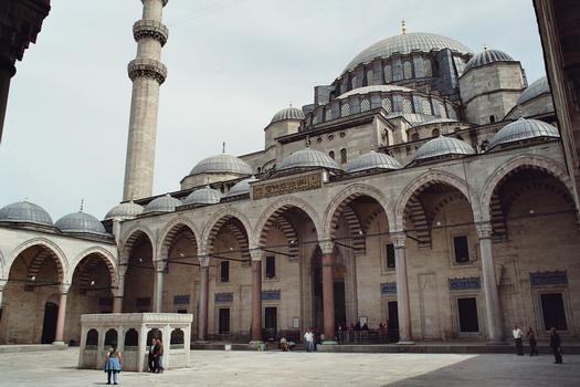 Suleymaniye-Moschee, Istanbul