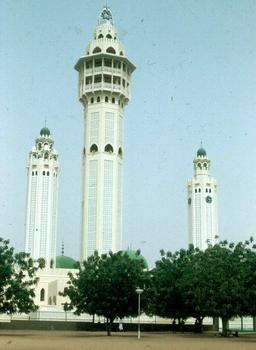 Touba Great Mosque