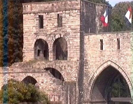 Bourdiel-Turm des Pont des Trous, Tournai