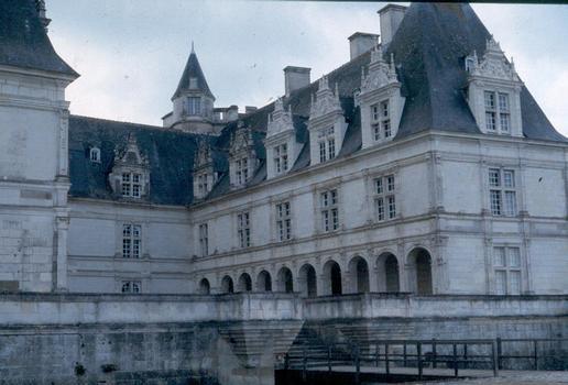 Schloss in Villandry
