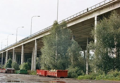 Autobahnviadukt Wauthier-Braine