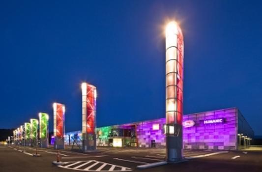 Varena Shopping Center in Vöcklabruck, Österreich