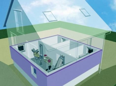 Der ZAPF 6+-Fertigkeller ist individuell absolut planbar und kann jedes Haus angepasst werden