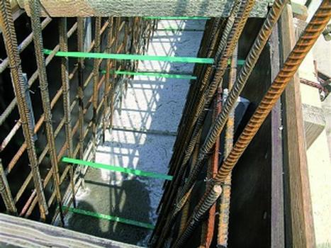 Beton mit erhöhtem Säurewiderstand für den Kühlturm Boxberg