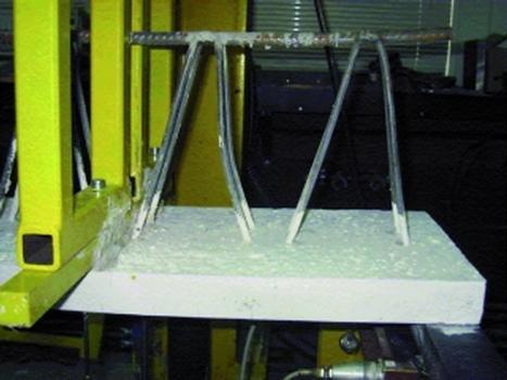 Zulassung für verstärkte Filigran-EV-Gitterträger für Fertigteilplatten