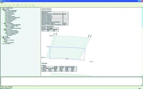 Effiziente Software für den Brückenbau mit kostengünstigem Modul für Einfeldbrücken