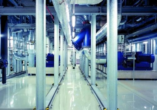 Neue Gewässerschutz-Beschichtungen für Industrieböden