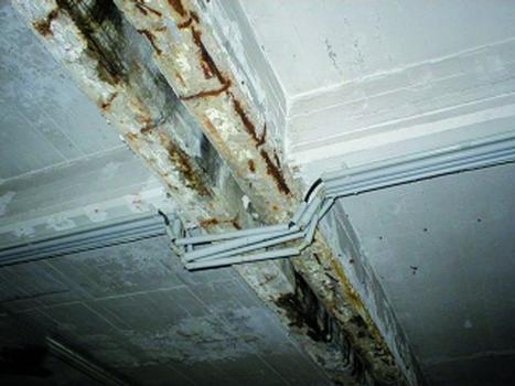 Schutz vor chloridinduzierter Korrosion von Stahlbeton bei Parkhäusern und Tiefgaragen im Bestand und im Neubau