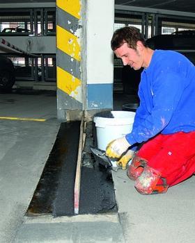 Parkhäuser: Sanieren auf Asphalt
