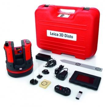 Leica 3D Disto mit Zubehör