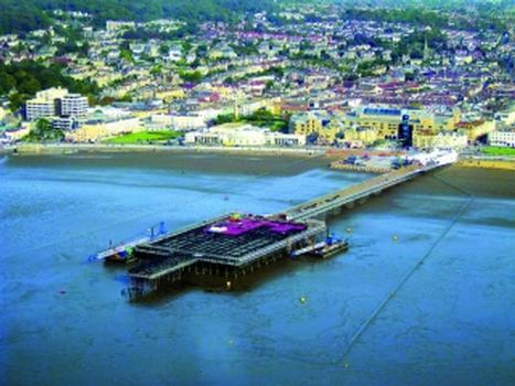 Neues Pier, alte Pracht