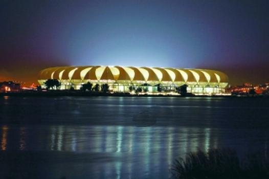 Software für die WM-Stadien in Südafrika